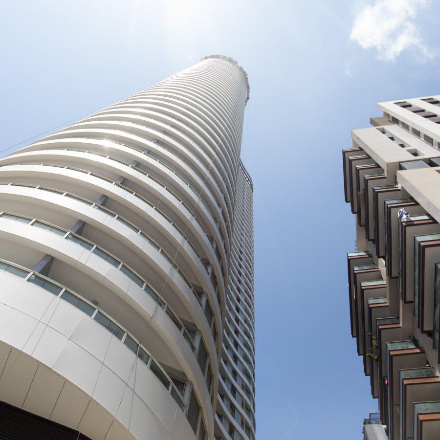החשמונאים 98 - גינדי מגדל 3 - ארבעה חדרים