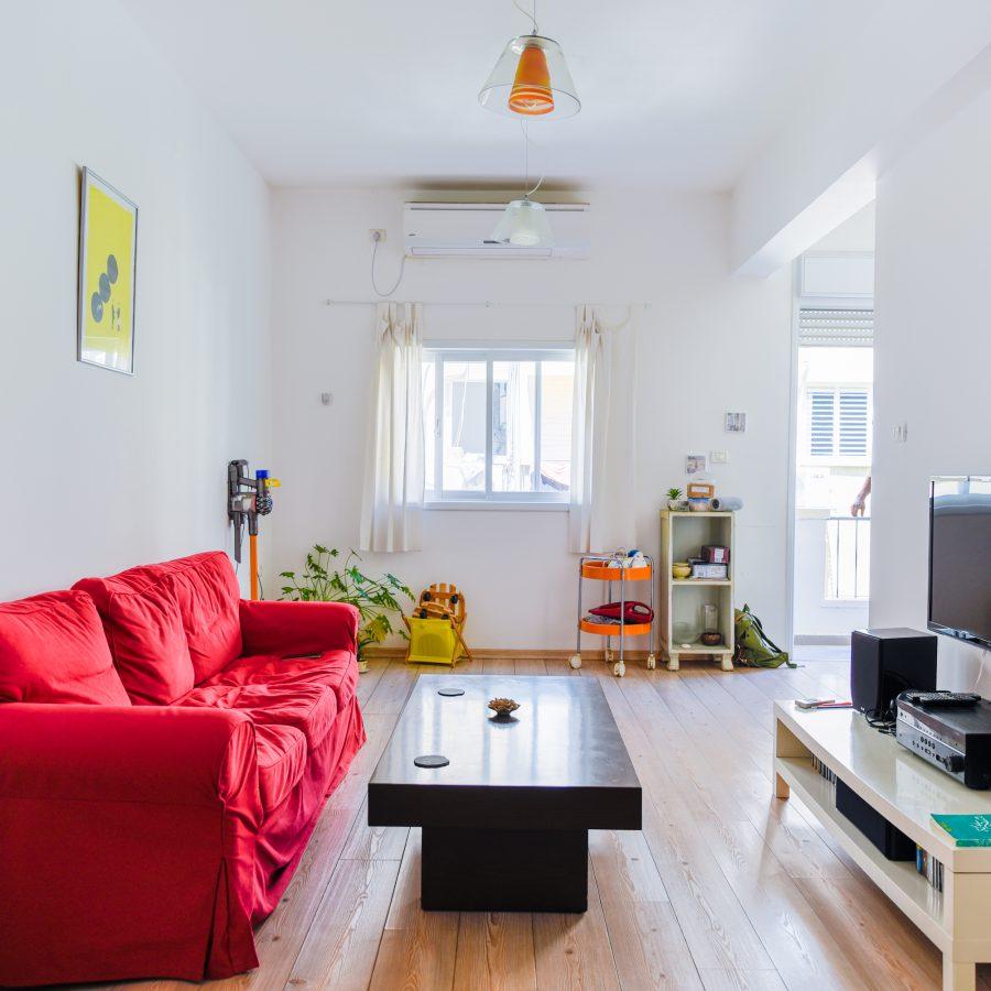 רש״י 52 דירה למכריה לב העיר תל אביב