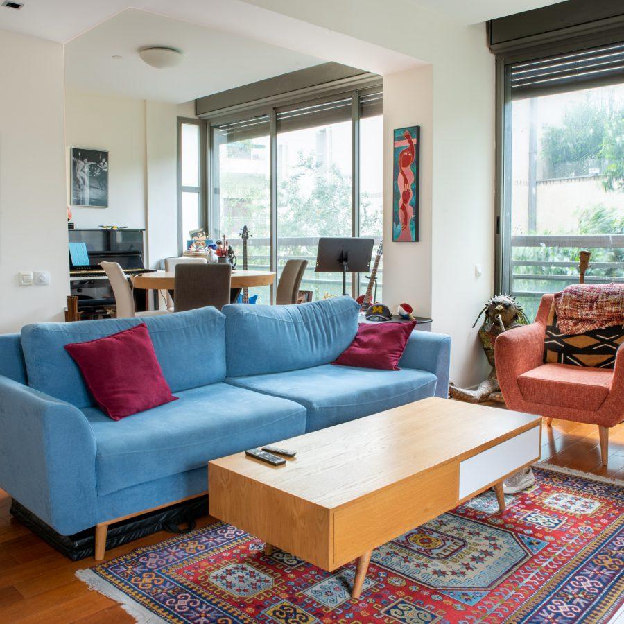 מזא״ה 42 - דירה למכירה בלב העיר